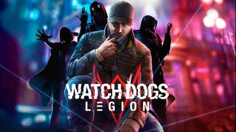 Watch Dogs: Legion ya está disponible a nivel mundial