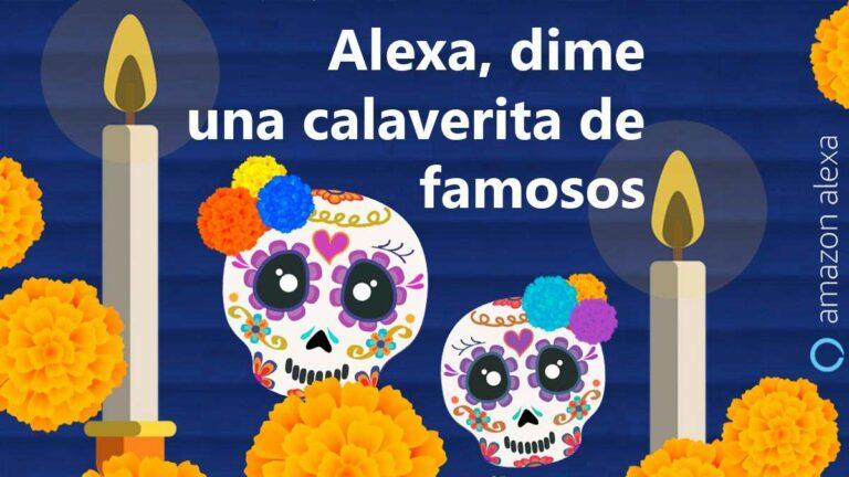 ¡Asústame panteón!: Alexa te atemorizará este Halloween y Día de Muertos 2020