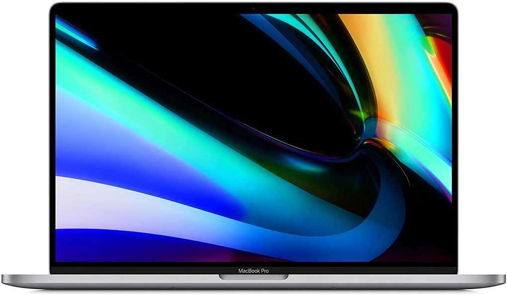 MacBook Pro de 16 pulgadas, ideal para generadores de contenido