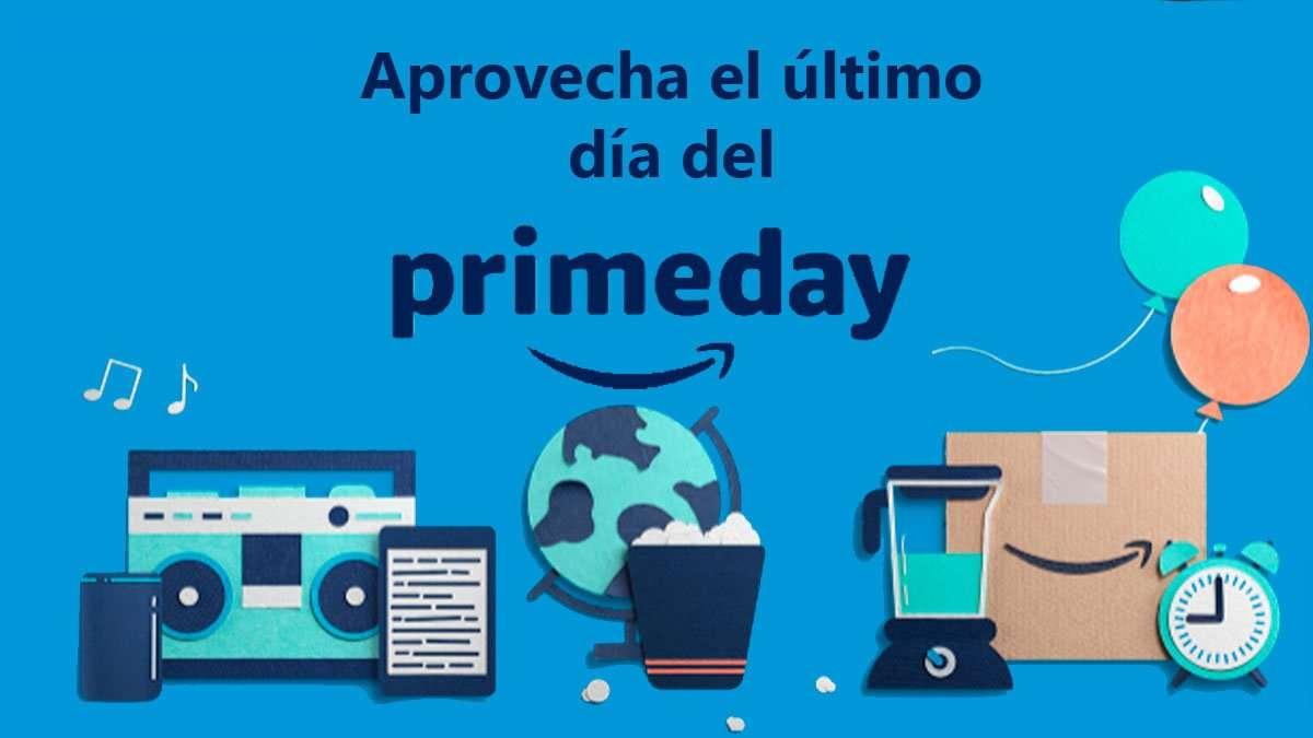 Aprovecha los grandes descuentos del último día del Amazon Prime Day 2020