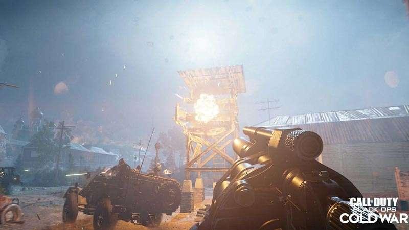 Call of Duty: Black Ops Cold War para PC, utiliza tecnología de Nvidia
