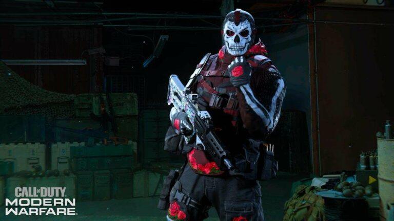Call of Duty: Modern Warfare y Warzone se suma al festejo del Día de Muertos con acceso a contenido desbloqueable