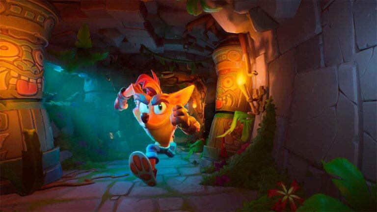 Crash Bandicoot 4: It's About Time, estreno mundial