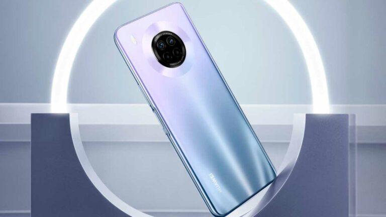 Huawei Y9a (2020), el smartphone con cámara retráctil, precio, características y disponibilidad