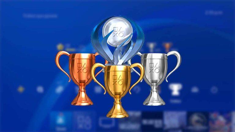 Los Trofeos de PlayStation cambiarán en una pronta actualización
