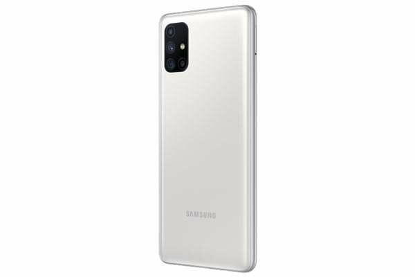 Características: Samsung Galaxy M51 color blanco