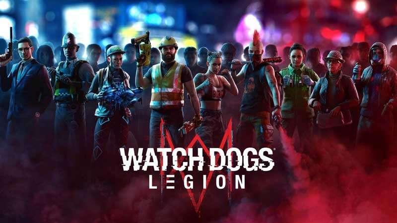 Watch Dogs Legion, varios personajes
