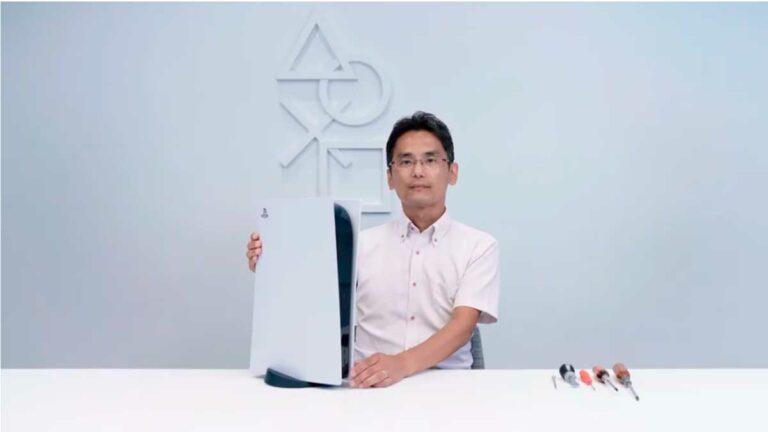 Primer vistazo al corazón de la PlayStation 5: Checa sus componentes internos en un video