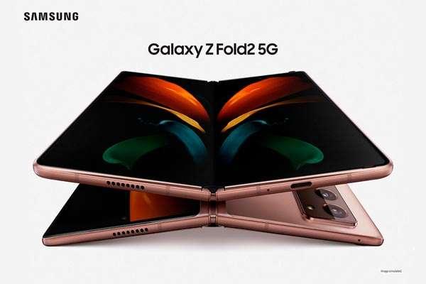 Llega a México el Samsung Galaxy Z Fold 2, 5G