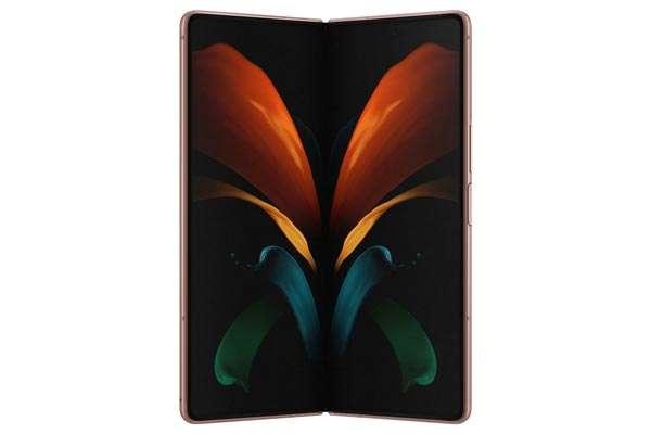 Galaxy Z Fold2, llega a México, color Mystyc Bronze