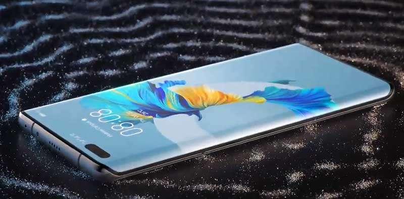 Diseño innovador en Huawei Mate 40 Series