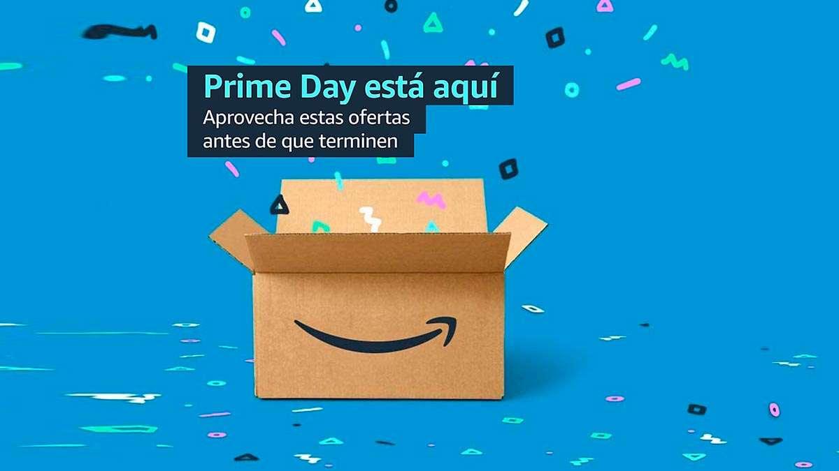 Llegó el Amazon Prime Day 2021
