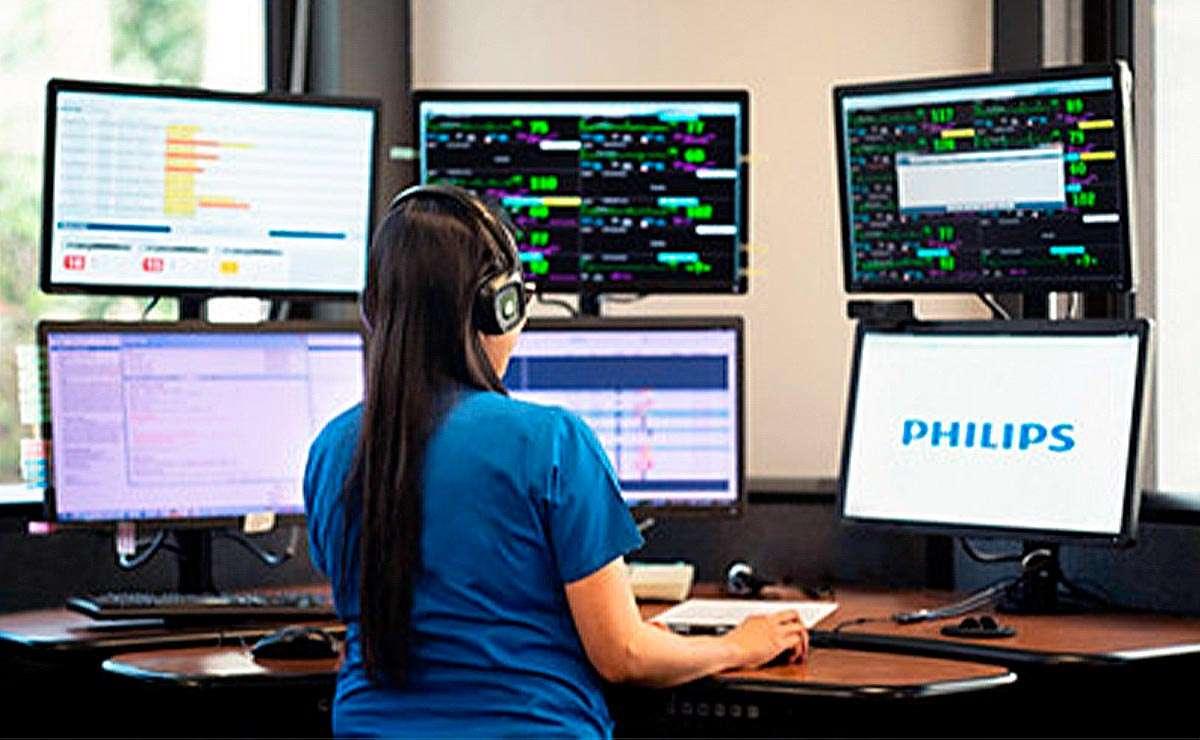 Philips, Transformación Digital por IA