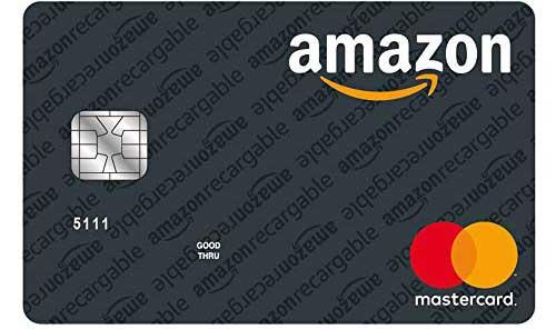 Tarjeta de crédito de Amazon