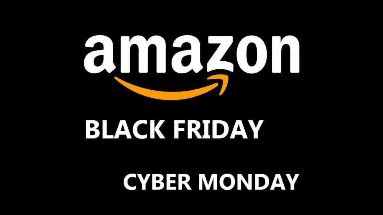Las mejores ofertas de Amazon México en el Black Friday y Cyber Monday 2020