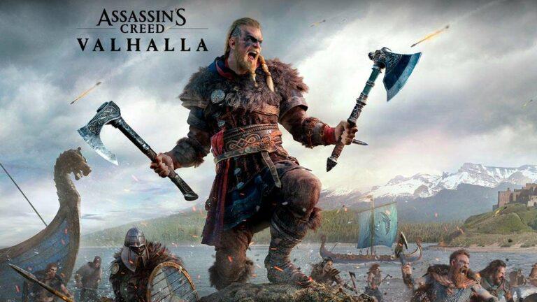 Assassin's Creed Valhalla, destaca cómo el juego más vendido de la saga en apenas una semana.