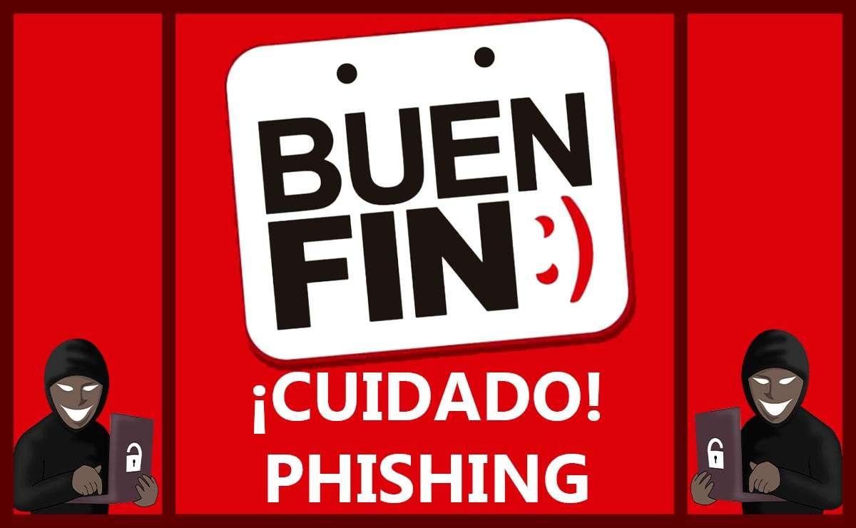 Cuidado con ataques de phishing en el Buen fin 2020