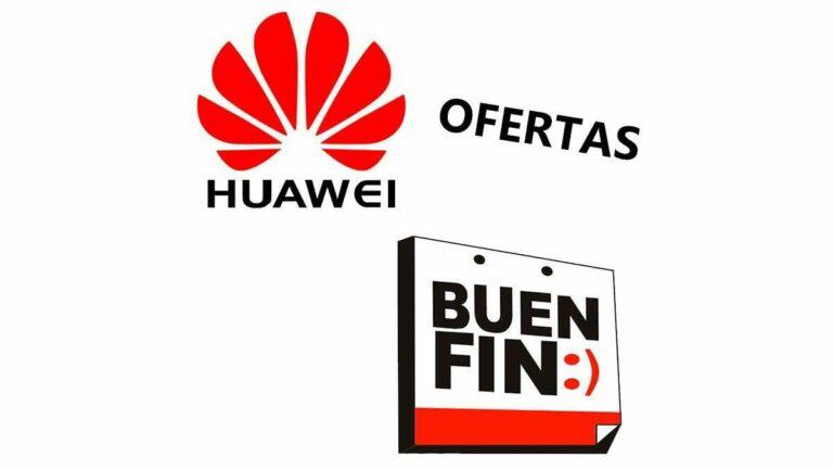 Huawei anuncia sus promociones con motivo del Buen Fin 2020