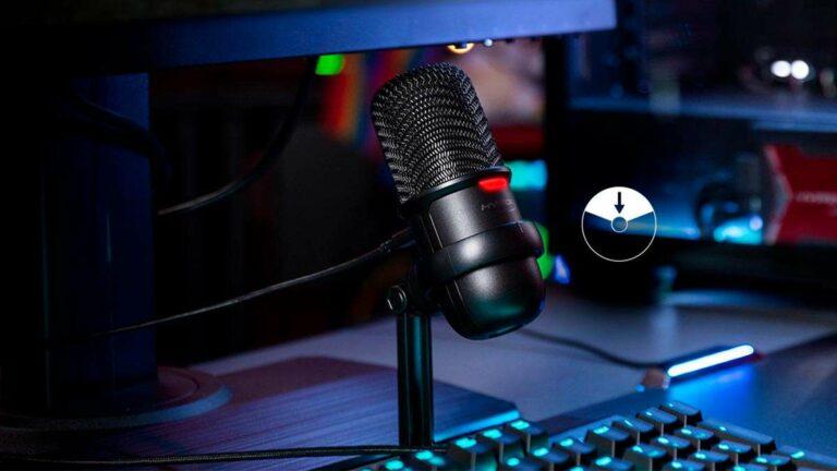 HyperX presenta SoloCast, micrófono USB para streamers
