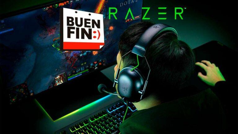 Razer se une al Buen Fin 2020, con grandes descuentos y promociones