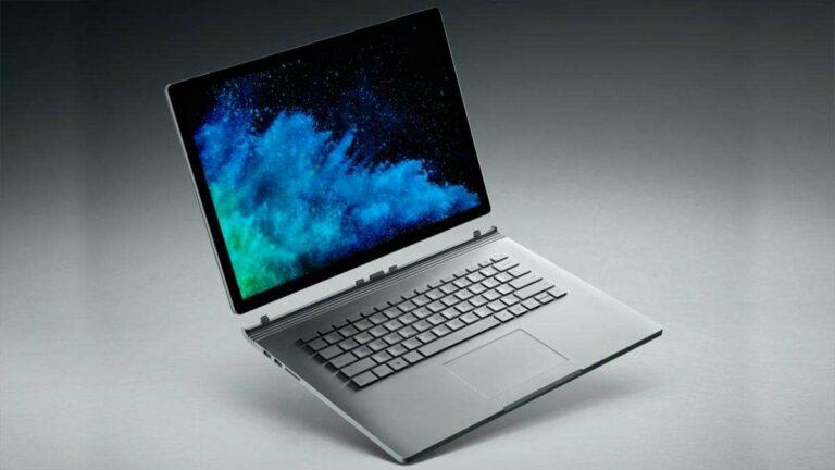 Surface Book 3: Portable, potencia, productividad y gaming