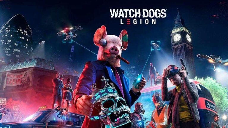 Watch Dogs: Legion, juégalo ya en Xbox Series X y Series S