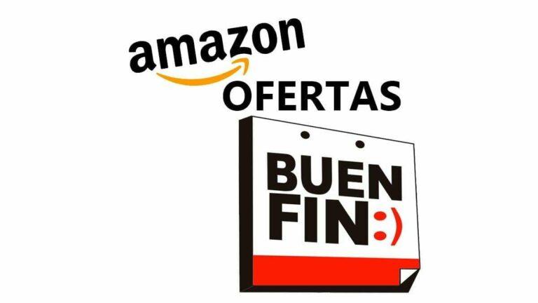 Las mejores ofertas, promociones y descuentos en Amazon México en el Buen Fin 2020