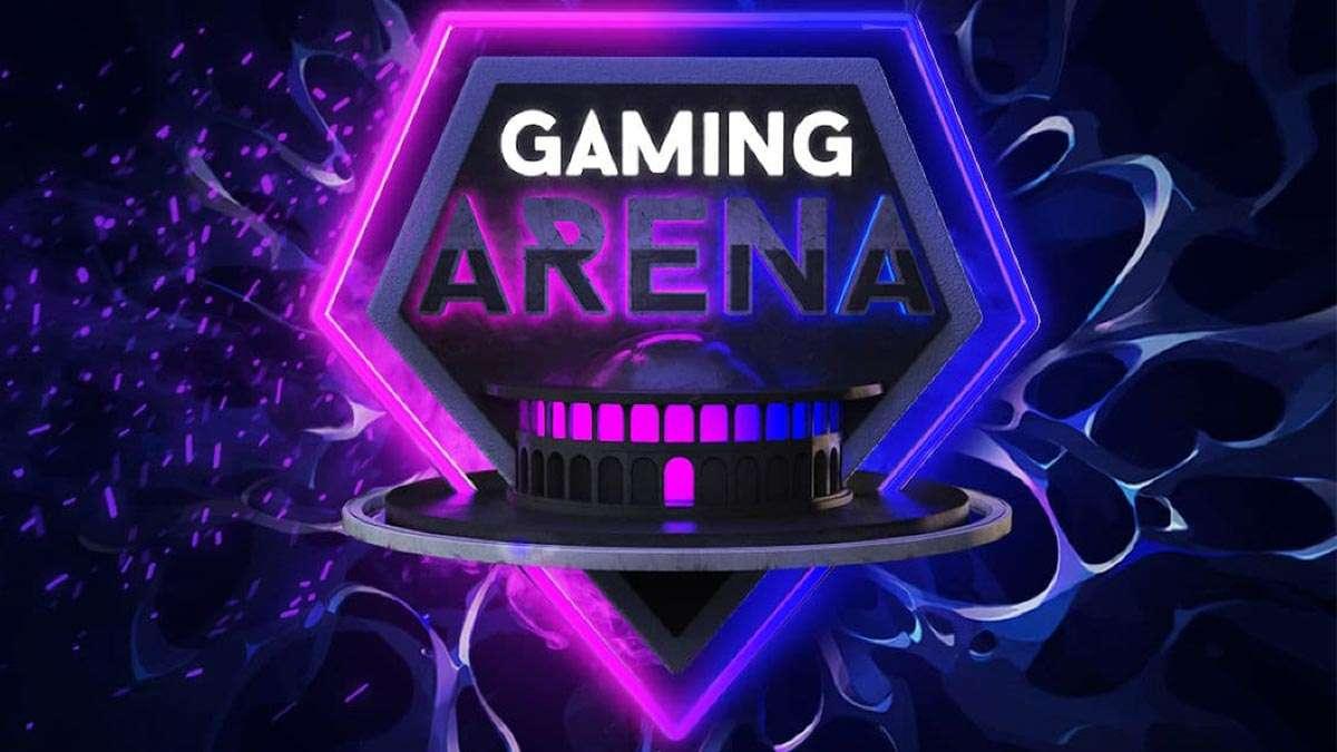 Intel Asus Gaming Arena