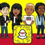 Levi's x Bitmoji colección para Snapchat