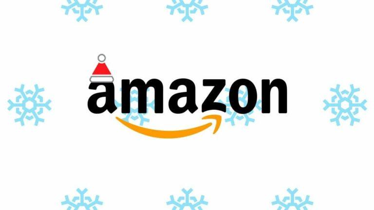 Amazon abre tienda de Navidad de Amazon y Amazon Gimnasio en casa
