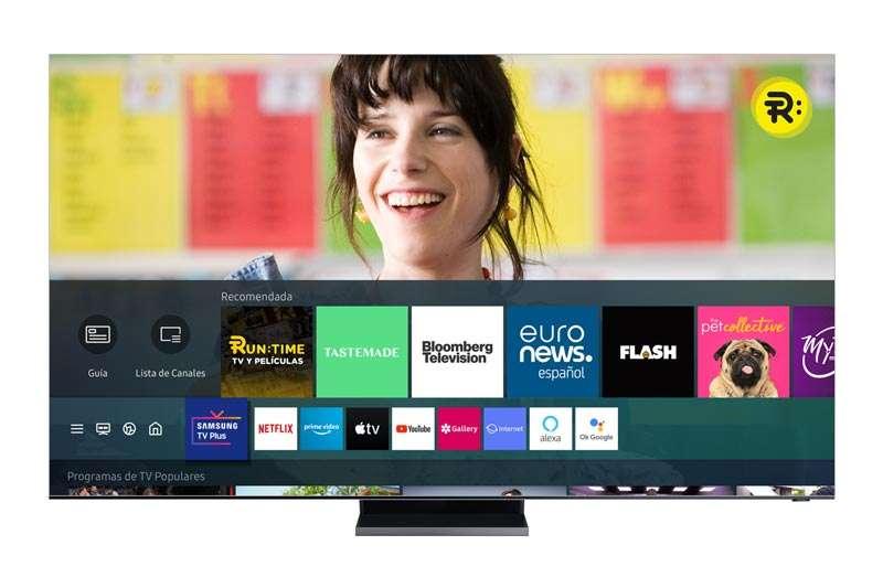 2021 eden México runtime en Samsung TV Plus