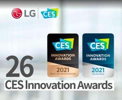 26 CES Innovation Awards