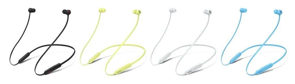 Beats Flex, llegarán en 4 colores