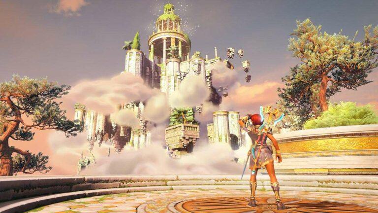 DLC «A New God», de Immortals Fenyx Rising, ya está disponible