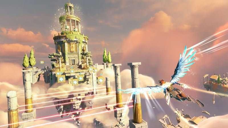 Immortals Fenyx Rising A New God, detalles del juego