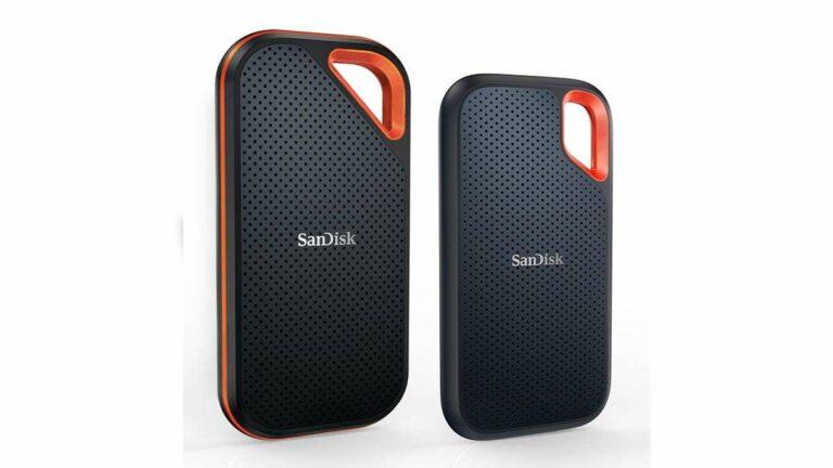 Western Digital presentó las SSD portátiles SanDisk Extreme (y Pro) de 4TB. Llegarán a México
