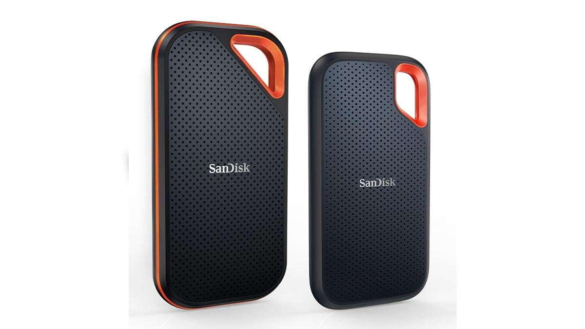 Kingston SSD NVMe SanDisk Xtreme pro 2021