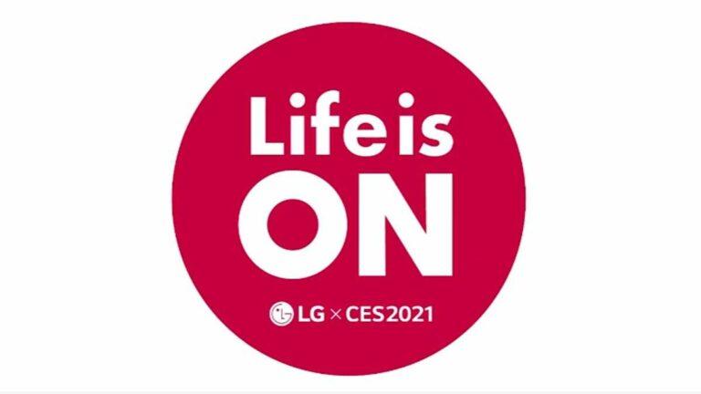 LG obtiene 26 Innovation Awards durante el CES 2021