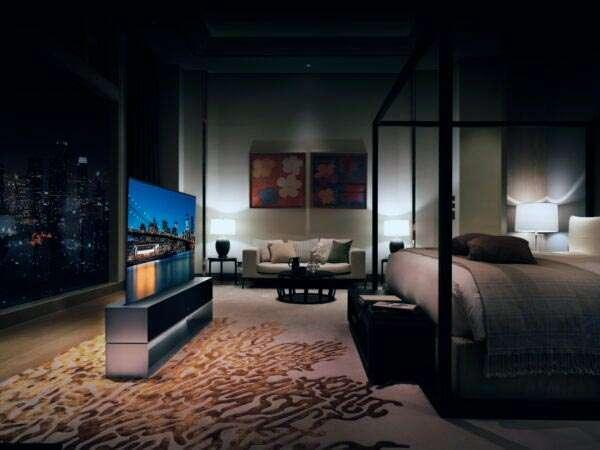 LG OLED R LG marca tendencia en pantallas y televisores durante el CES2021