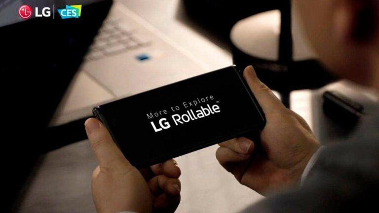LG marca tendencia en pantallas y televisores durante el CES2021