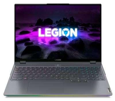 Lenovo Legion 7 con procesador AMD