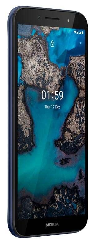 Nokia C1 Plus color azul
