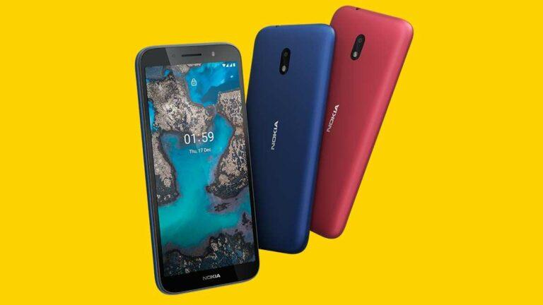 Nokia C1 Plus llega a México con Android 10 Go | Características y Precio