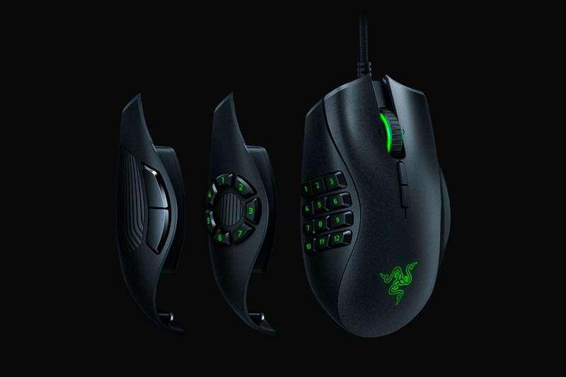 Razer mouse Naga Trinity