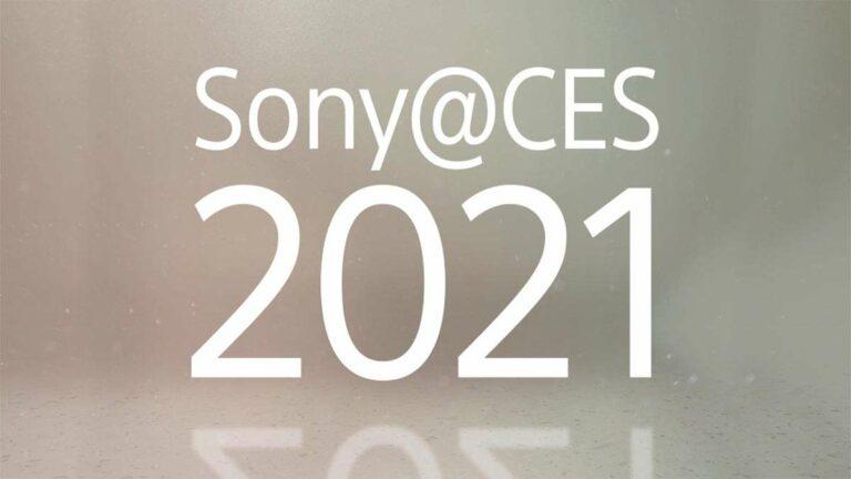 Sony lanzó la plataforma «Sony Square» en el marco del CES 2021