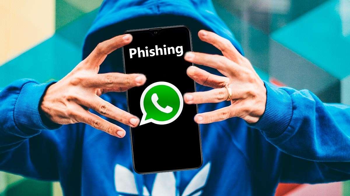 WhatsApp ataque de phishing, cubrebocas Adidas
