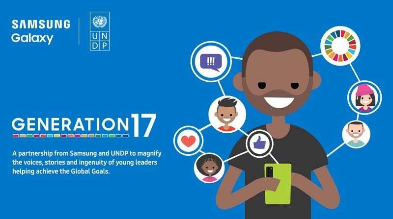 Generation 17, Samsung comprometido con el medio ambiente