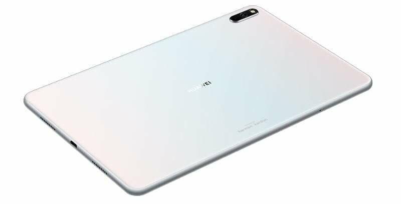 Huawei MatePad parte trasera