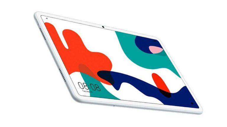 Huawei MatePad 10.4 en México: Más potente y con mejor rendimiento