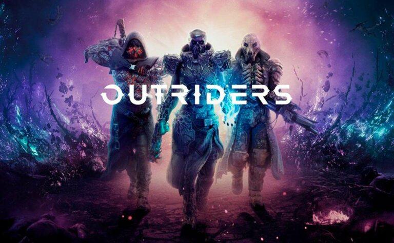 Descarga el demo de «Outriders» gratis, está disponible ahora